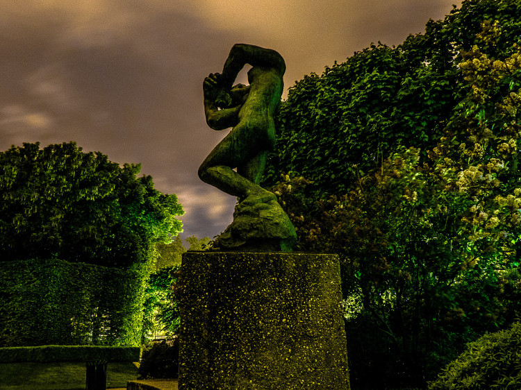 Le musée Rodin, musée de Paris