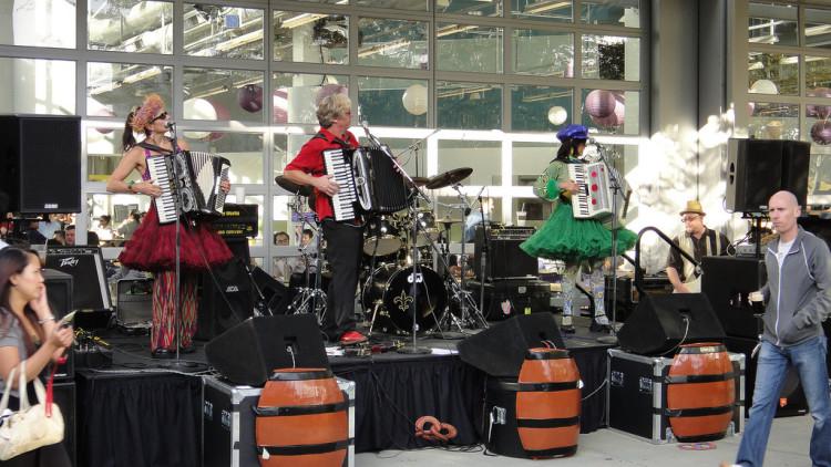 les orchestres ou petits groupes de musiques Oktoberfest