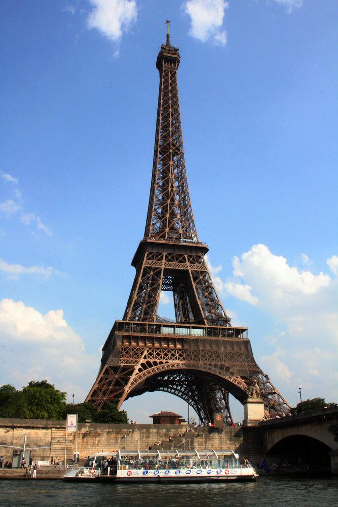 Visite de la Tour Eiffel lors de vos vacances à Paris