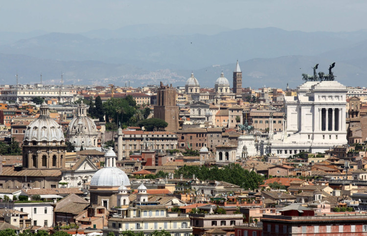 Visite de Rome et du Colisée en Italie