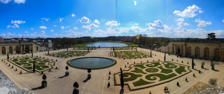 Visite de l'orangerie, musée de Paris