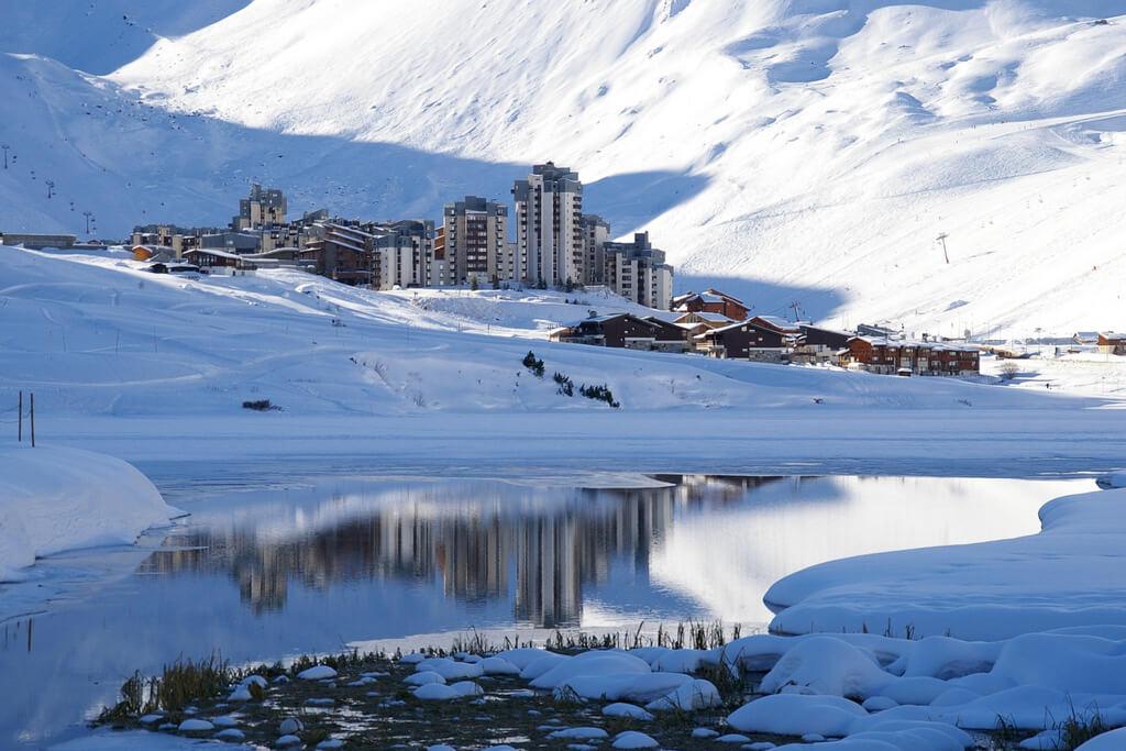 Parmi les stations de ski les plus likées sur Facebook il y a Tignes