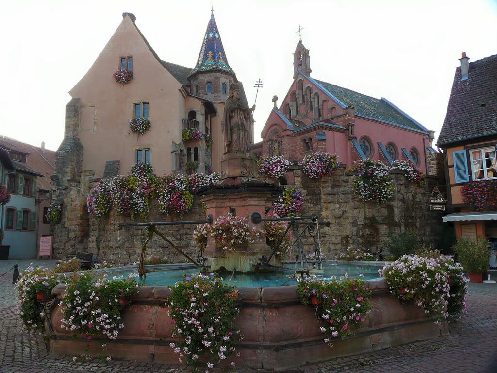 Les jolies villages de France