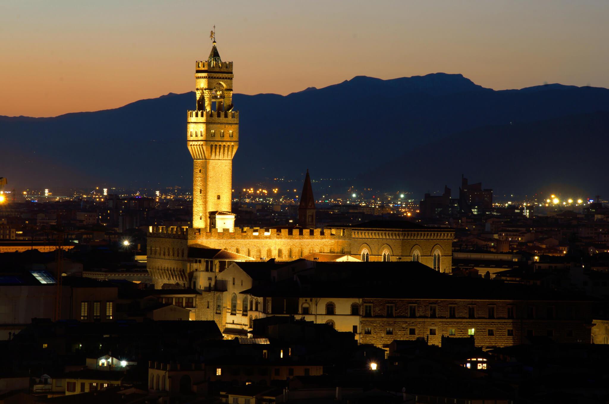 Visiter le Palazzo Vecchio à Florence