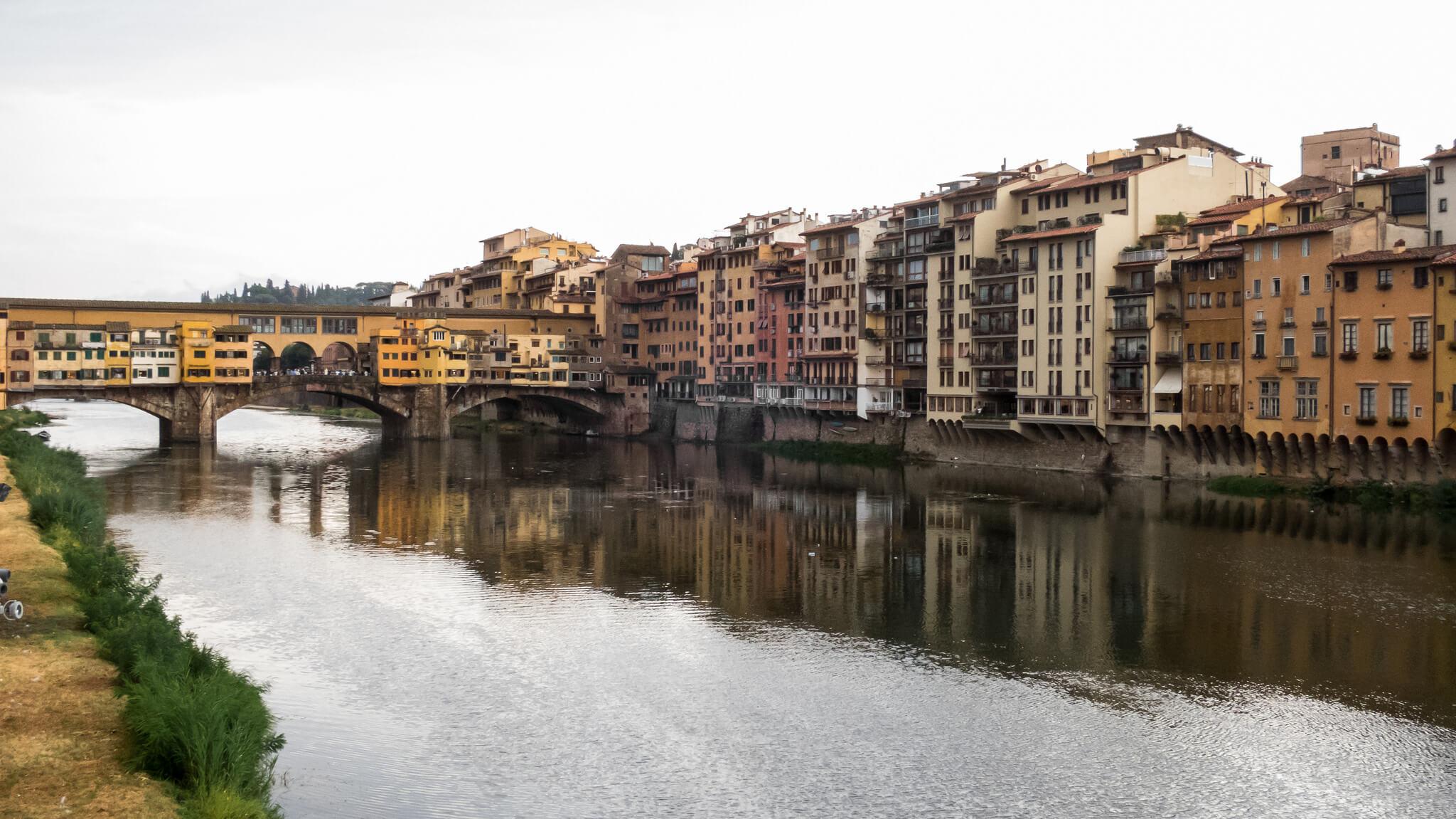 Visiter le Ponte Vecchio à Florence