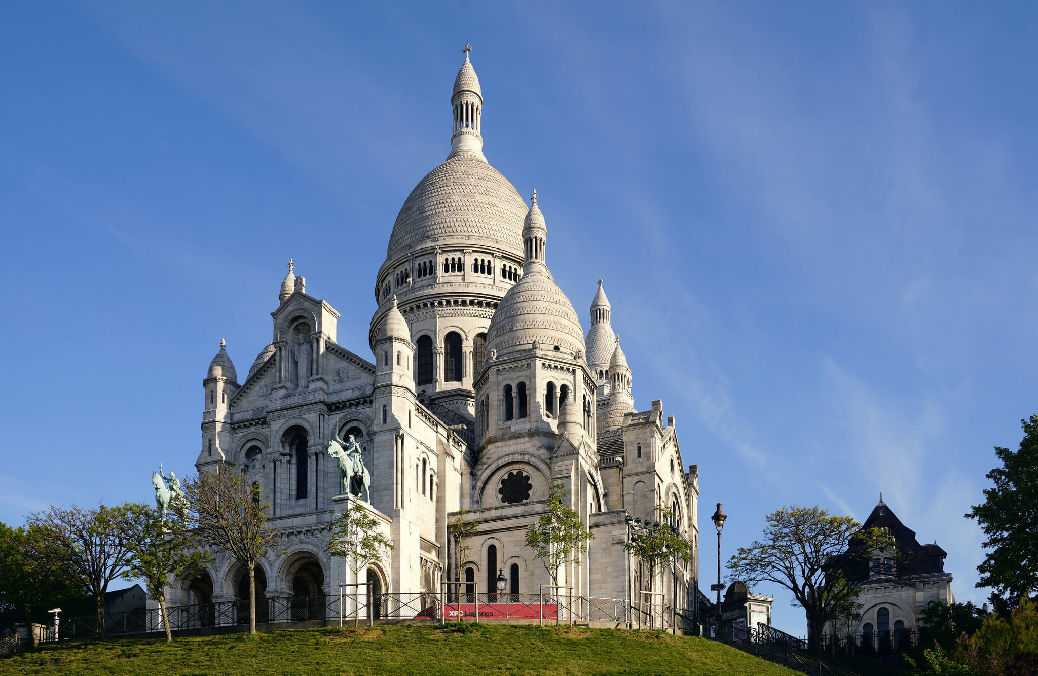 Visiter Paris et sa Basilique du Sacré Coeur