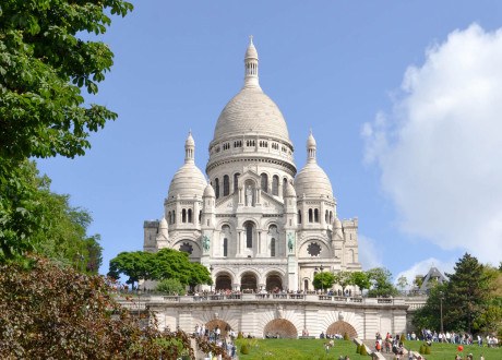 Visite du Sacré Coeur de Paris