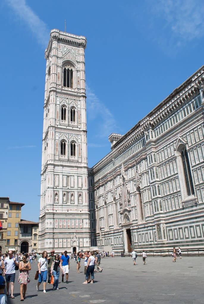 Visiter Florence pendant vos vacances