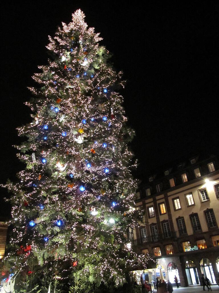 Les plus beaux marchés de Noël d'Alsace - Strasbourg
