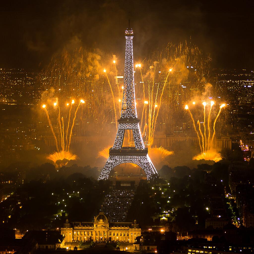 Passer le réveillon à Paris