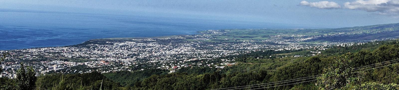 les quartiers de la Réunion où se loger