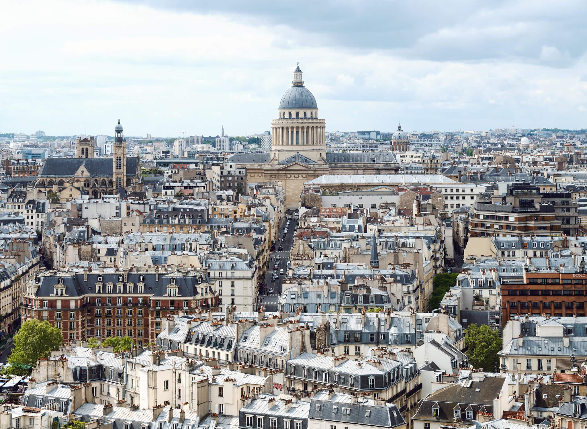 Découvrir et courir à Paris