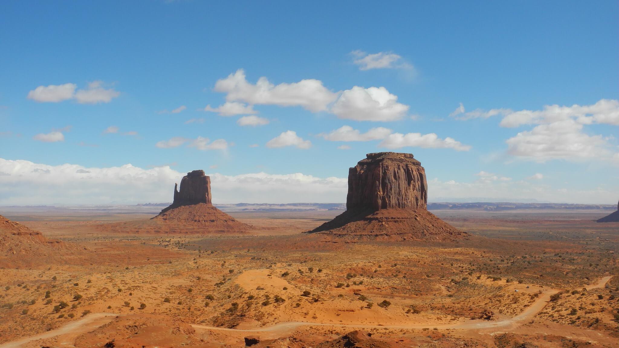 Visiter le grand Ouest Américain pendant les vacances