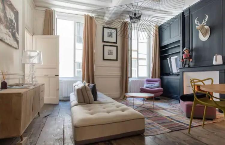 Appartement confortable dans la vieille ville de Saint-Malo