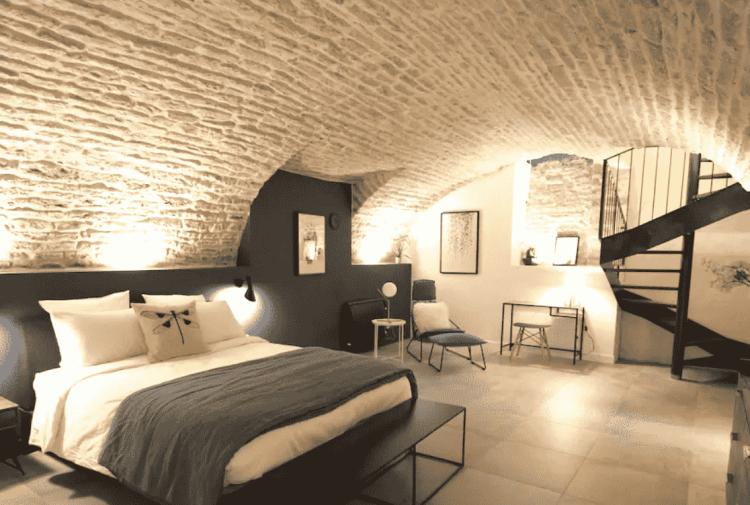 Airbnb charme à Dijon