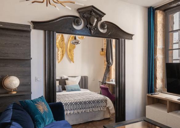 Airbnb au centre de Dijon