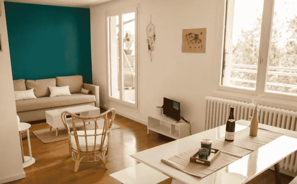 Appartement avec vue à Dijon