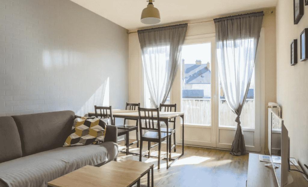 Appartement avec parking à Dijon