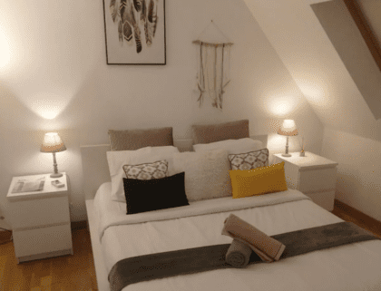 Airbnb près de Disneyland Paris