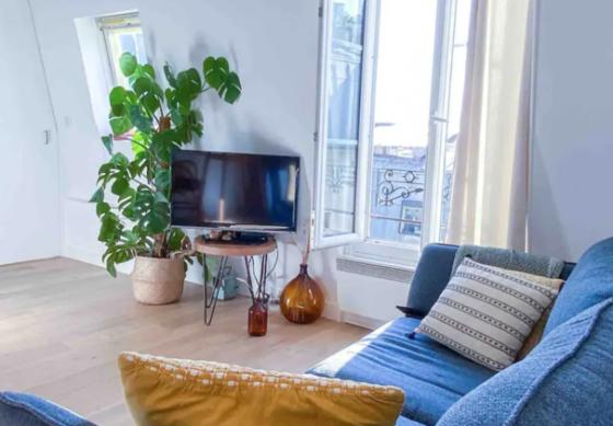 Airbnb dans Montmartre à Paris