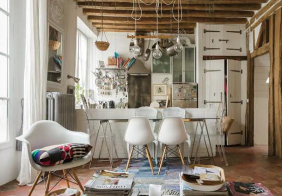 Airbnb Duplex à Paris