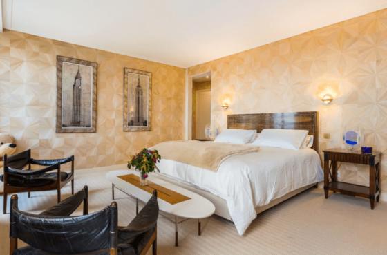 Airbnb avec terrasse à Paris