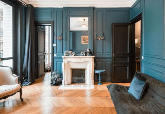 Airbnb design à Paris