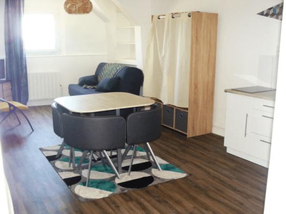 Appartement vue Maine à Angers