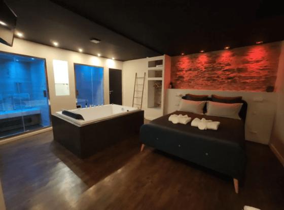Appartement sauna et spa à Angers