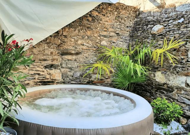 Airbnb charme avec sauna à Angers