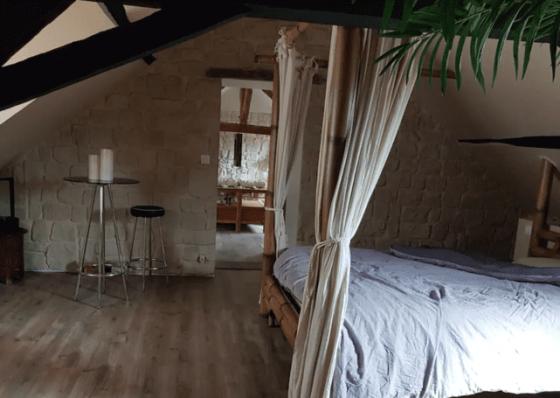 Airbnb gîte à Angers