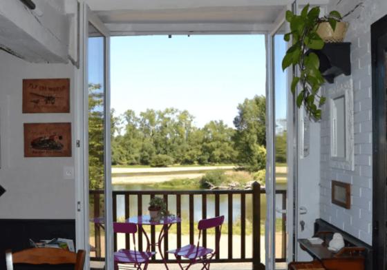 Airbnb Maison bord de Loire à Angers