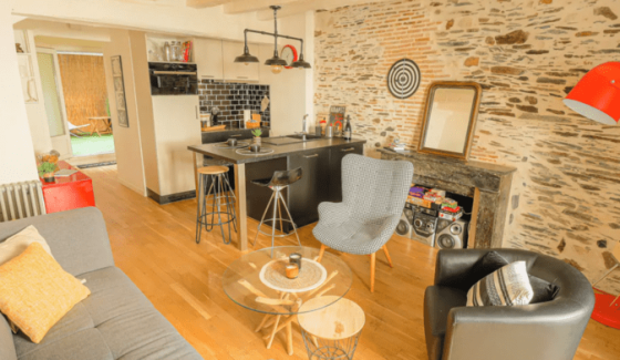 Airbnb Appartement T2 à Angers