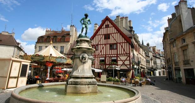 Dijon centre
