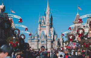 Photographie de Disneyland