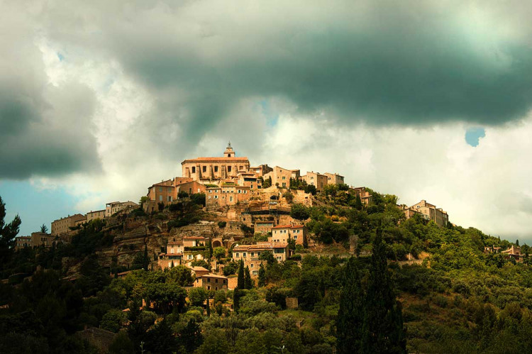 Gordes © Kaijia - Unsplash