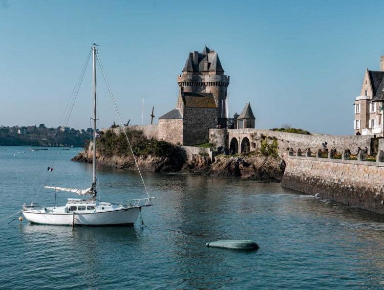 Saint-Malo © Maureen Cosnard - Unsplash