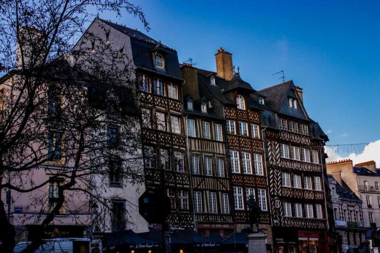 Rennes © Sebastian Brito - Unsplash