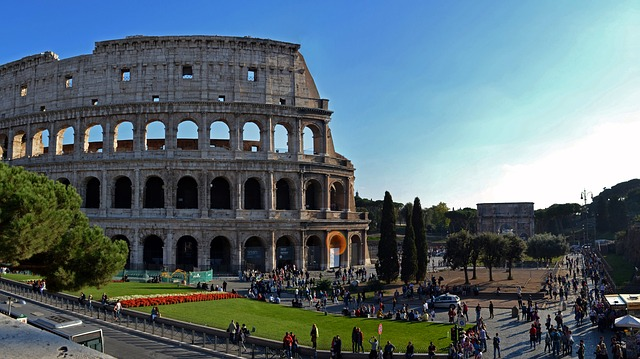 Rome TreptowerAlex