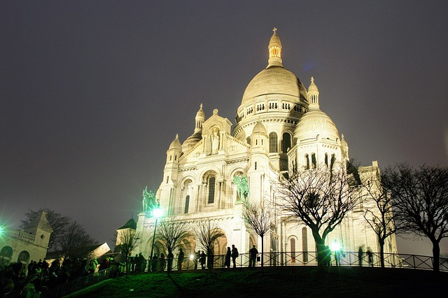 Paris Sacre coeur_3dman_eu