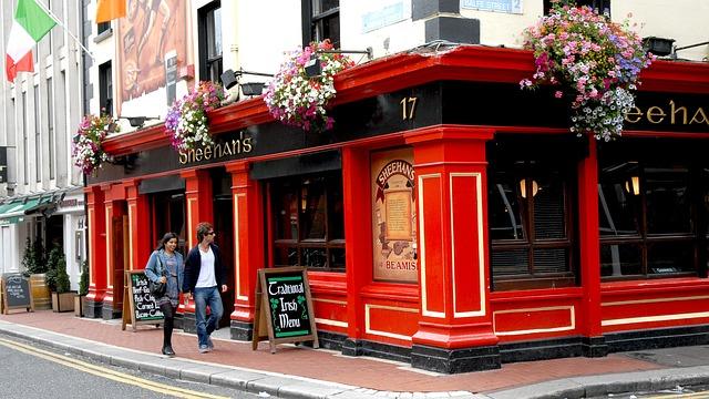 dublin pub-hbieser