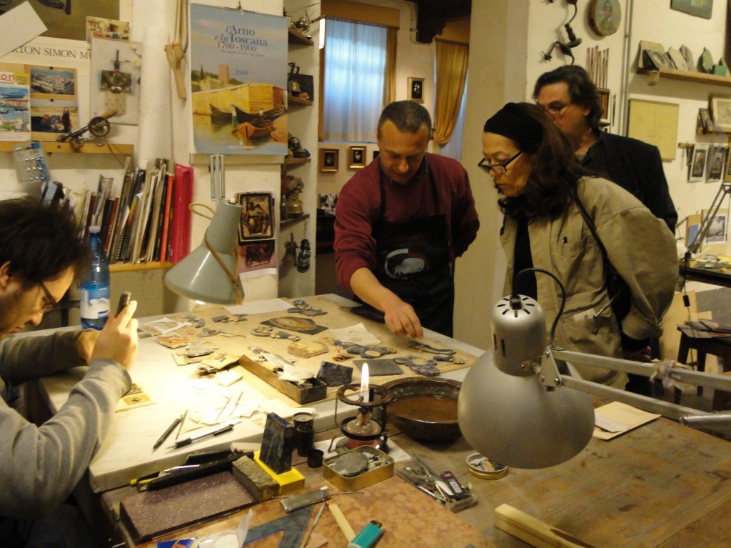 artisans florence tour