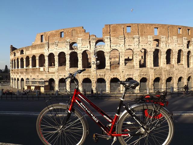 © Bici & Baci - Colosseum