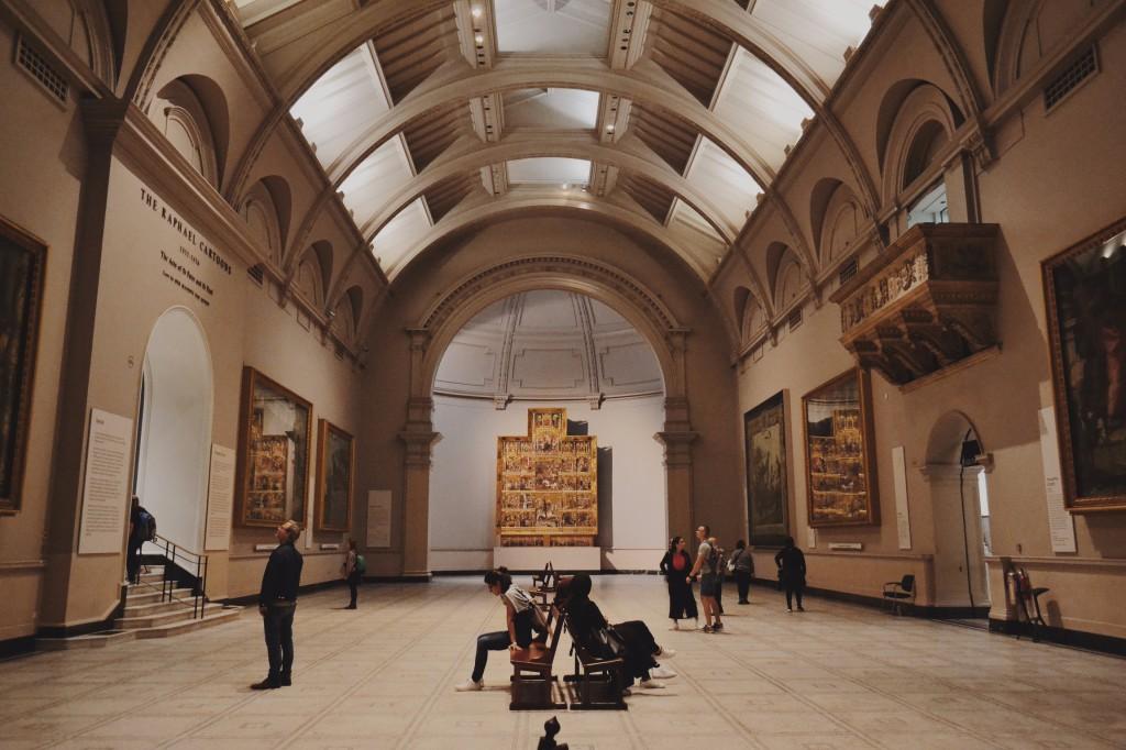Victoria and Albert Museum- © Amy Leigh Barnard