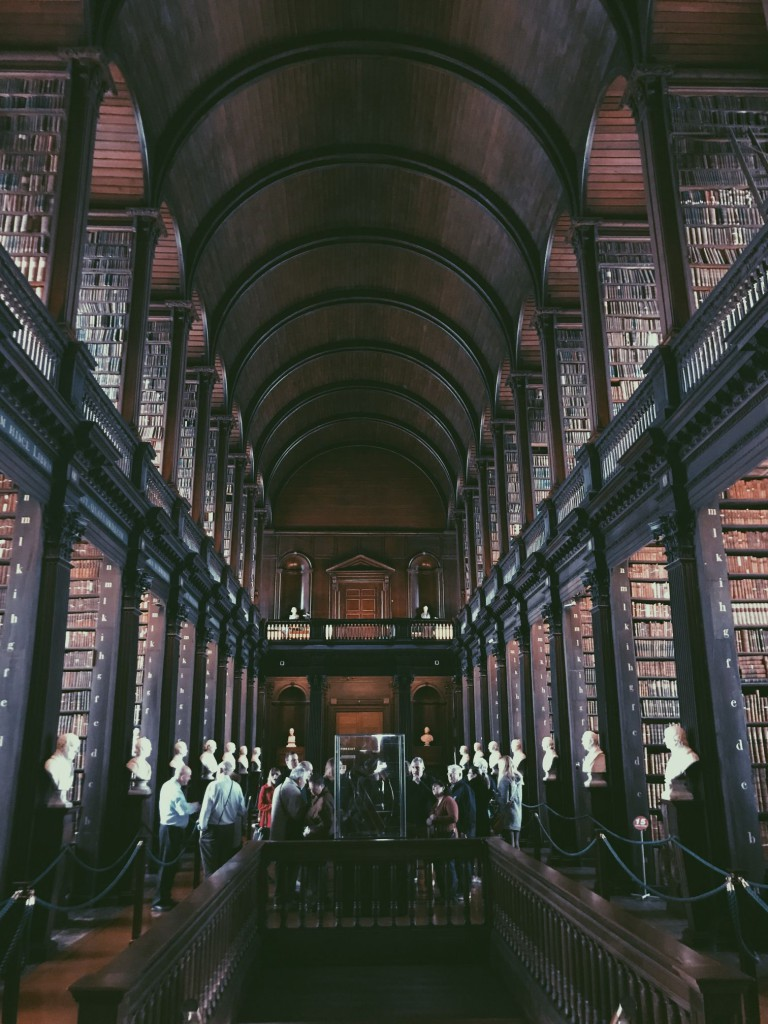 Trinity College Library © Andreas Sterner