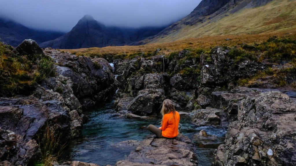 Fairy Pools on the Isle of Skye  © K. Brembo