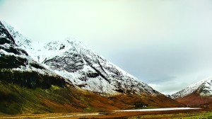 Landscape in The Highlands © K. Mitch