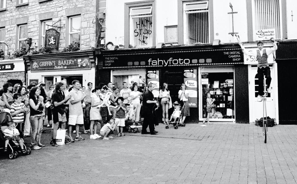 Streets of Galway © Hennie Stander