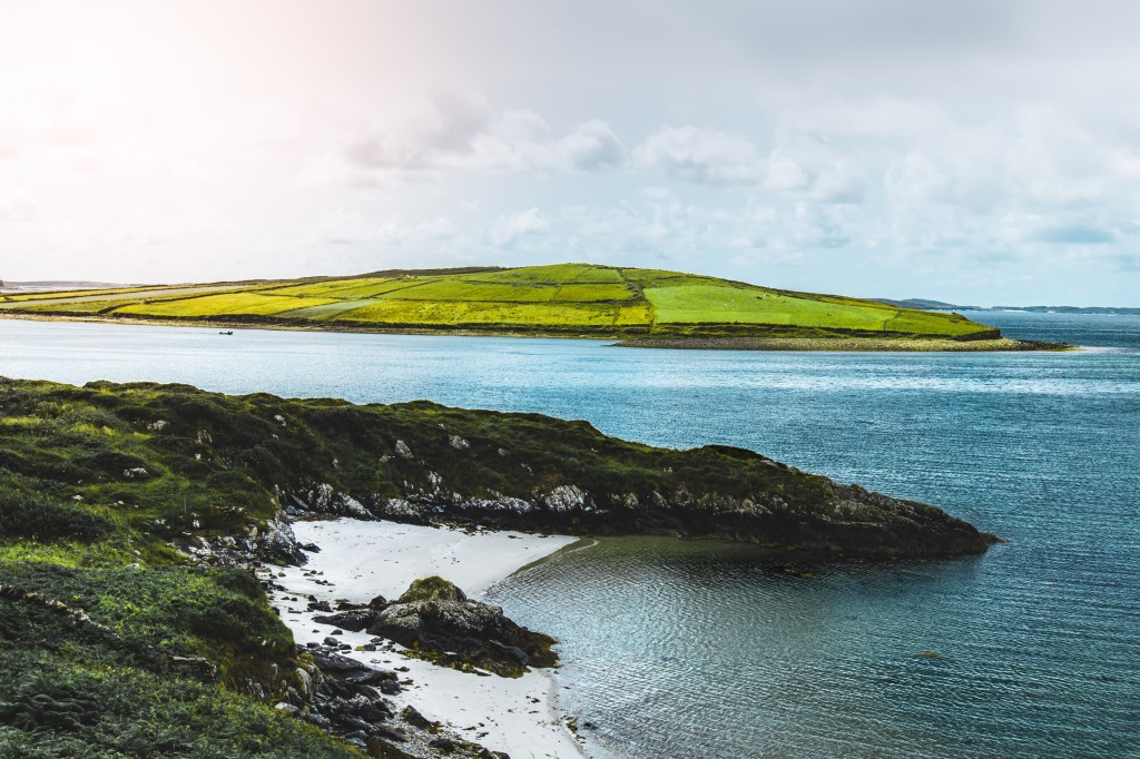Sky Road in Connemara © Kevin Bosc