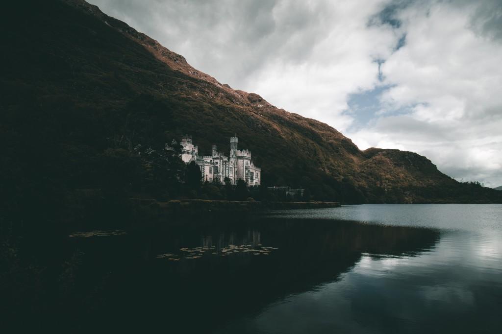 Kylemore Castle & Abbey © Kevin Bosc